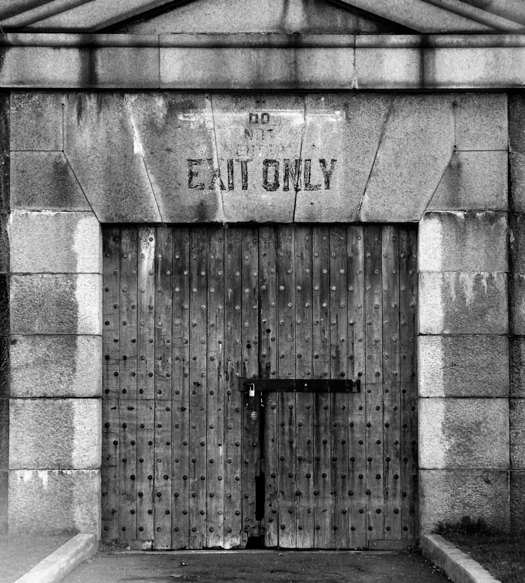 exit gate fort wadsworth