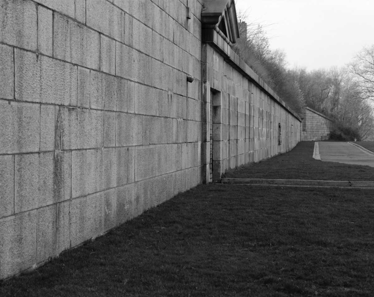 fort wadsworth wall